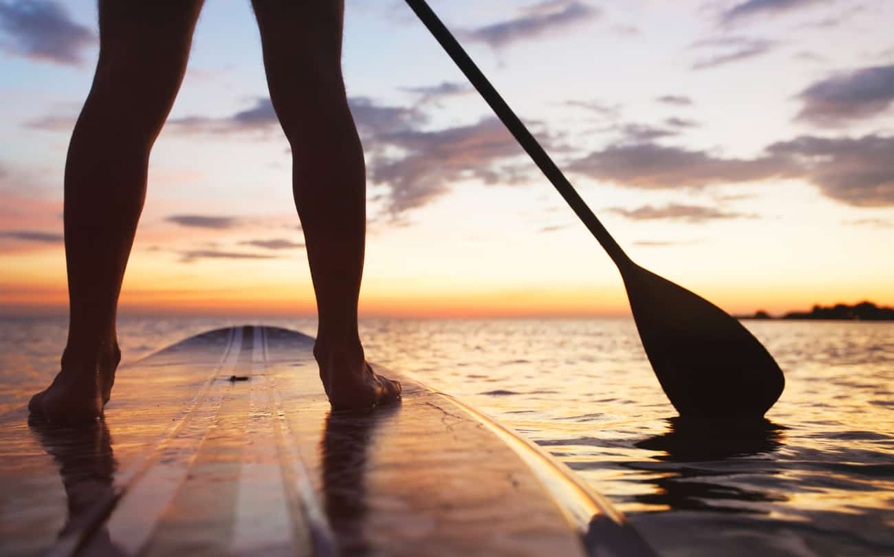 How To Have The Best 12 Months of Your Life Talk (& Paddle)